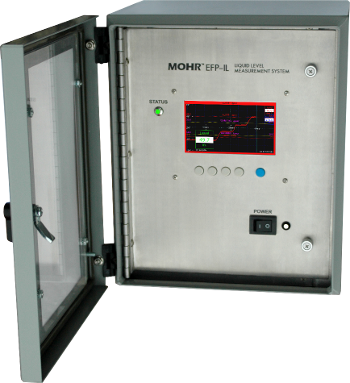 EFP-IL Guided Ultra-Wideband (UWB) Radar Tank Level Indicator (TLI) Signal Processor