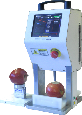 MDT-2 Computerized Penetrometer and Texture Analyzer, Fruit Tester